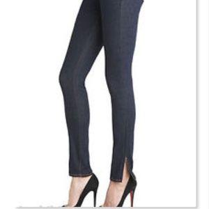 J Brand The Deal Skinny Leg Jeans Ankle Zip
